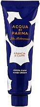 Fragrances, Perfumes, Cosmetics Acqua di Parma Blu Mediterraneo Arancia di Capri - Hand Lotion