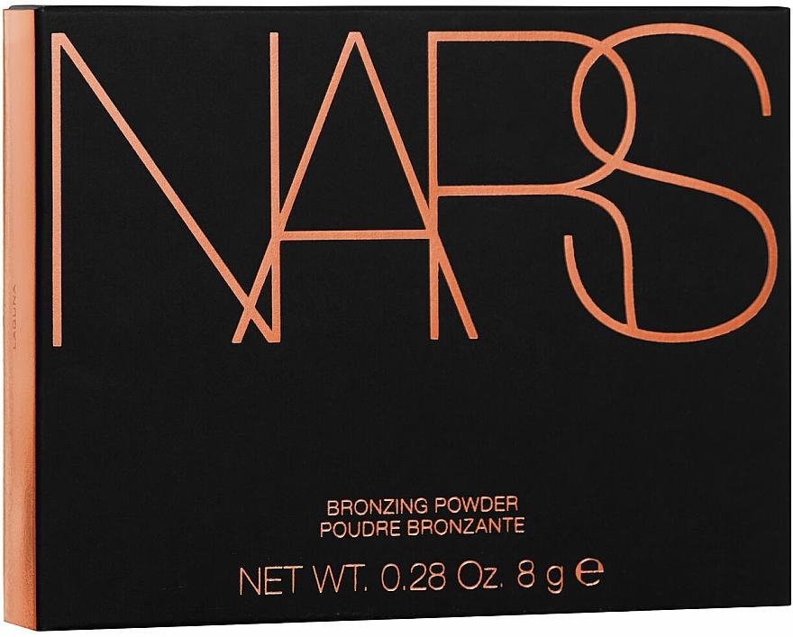 Bronzing Face Powder - Nars Bronzing Powder — photo N1