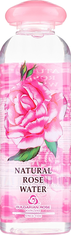 Natural Rose Water - Bulgarian Rose Rose Water Natural