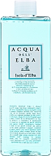 Fragrances, Perfumes, Cosmetics Acqua Dell Elba Isola D'Elba - Reed Diffuser (refill)