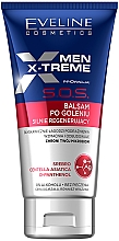 Fragrances, Perfumes, Cosmetics Regenerating After Shave Balm - Eveline Cosmetics Men X-Treme S.O.S After Shave Balm