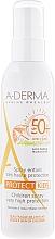 Fragrances, Perfumes, Cosmetics Kids Sun Spray for Body - A-Derma Protect Kids Children Spray Very High Protection SPF 50+