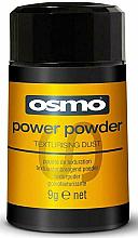 Fragrances, Perfumes, Cosmetics Volumizing Powder - Osmo Power Powder Texturising Dust