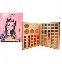 Fragrances, Perfumes, Cosmetics Makeup Palette - Vivo London Complette Collection