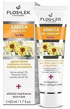 Fragrances, Perfumes, Cosmetics Eye Gel Arnica Forte - Floslek Gel Arnica Forte