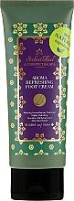 Fragrances, Perfumes, Cosmetics Rice Bran Oil and Aloe Vera Foot Cream - Sabai Thai Rice Milk Aroma Refreshing Foot Cream