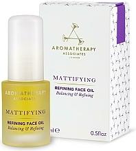 Fragrances, Perfumes, Cosmetics Mattifying Refining Face Oil - Aromatherapy Associates Mattifying Refining Face Oil