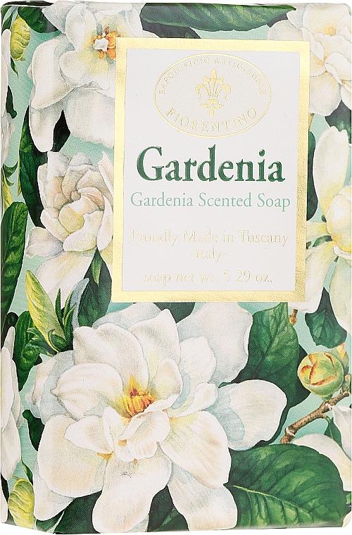 """Natural Soap """"Gardenia"""" - Saponificio Artigianale Fiorentino Masaccio Gardenia Soap"""