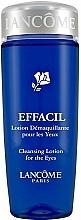 Fragrances, Perfumes, Cosmetics Eye Makeup Remover Lotion - Lancome Effacil 125ml
