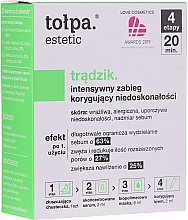 Fragrances, Perfumes, Cosmetics 4-Step Anti-Blemishes Treatment - Tolpa Estetic 4 Step Intensive Treatment Care