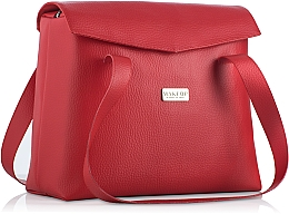 """Fragrances, Perfumes, Cosmetics Bag """"Lucky Red"""" in Case - MakeUp"""
