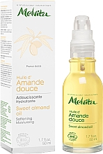 Fragrances, Perfumes, Cosmetics Facial Sweet Almond Oil - Melvita Huiles De Beaute Sweet Almond Oil