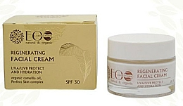 "Fragrances, Perfumes, Cosmetics Revitalizing Facial Cream ""Protection and Moisturizing"" - ECO Laboratorie Revitalizing Face Cream"