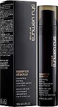 Fragrances, Perfumes, Cosmetics Night Hair Serum - Shu Uemura Art Of Hair Essence Absolue Overnight Serum