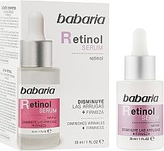 Fragrances, Perfumes, Cosmetics Face Serum - Babaria Retinol Serum