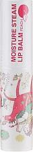 """Fragrances, Perfumes, Cosmetics Nourishing Lip Balm """"Peach"""" - SeaNtree Moisture Steam Lip Peach 2"""