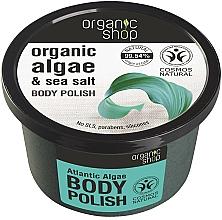 """Fragrances, Perfumes, Cosmetics Body Scrub """"Algae & Sea Salt"""" - Organic Shop Body Scrub Organic Algae & Sea Salt"""