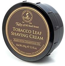 "Fragrances, Perfumes, Cosmetics Shaving Cream ""Tobacco"" - Taylor of Old Bond Street Tobacco Leaf Shaving Cream Bowl"