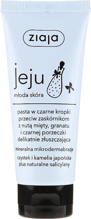 Cleansing Anti-Acne Cream-Paste - Ziaja Jeju