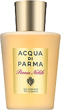 Fragrances, Perfumes, Cosmetics Acqua Di Parma Peonia Nobile - Shower Gel