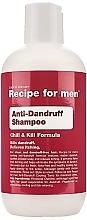 Fragrances, Perfumes, Cosmetics Anti-Dendruff Shampoo - Recipe for Men Anti-Dandruff Shampoo