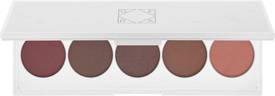 Eyeshadow Palette - Ofra Signature Palette Contour Eyes — photo N1