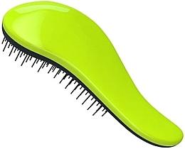 Fragrances, Perfumes, Cosmetics Detangling Hair Brush - KayPro Dtangler Green Black Brush