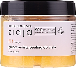 "Fragrances, Perfumes, Cosmetics Body Scrub ""Mango"" - Ziaja Baltic Home SPA Body Peeling"