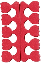 Fragrances, Perfumes, Cosmetics Toe Separator, tulips, red - Peggy Sage