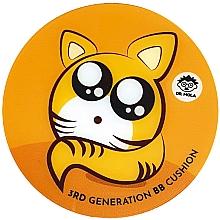 Fragrances, Perfumes, Cosmetics BB-Cushion - Dr. Mola 3rd Generation BB Cushion Cat