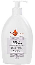 Fragrances, Perfumes, Cosmetics Intimate Hygiene Gel - NeBiolina Dermo Detergente Intimo Delicado