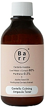 Fragrances, Perfumes, Cosmetics Calming Face Toner - Barr Centella Calming Ampoule Toner