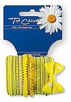 Fragrances, Perfumes, Cosmetics Elastic Hair Bands, 22043, 2 pcs - Top Choice