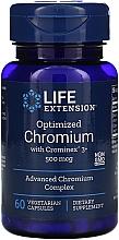 """Fragrances, Perfumes, Cosmetics Dietary Supplement """"Chromium"""" - Life Extension Chromium"""