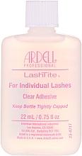 Fragrances, Perfumes, Cosmetics Individual Lashes Transparent Adhesive - Ardell LashTite Adhesive Clear