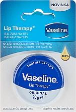 Fragrances, Perfumes, Cosmetics Lip Balm - Vaseline Lip Therapy Original Lips Balm