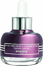 Fragrances, Perfumes, Cosmetics Anti-Aging Face Oil with Black Rose Extract - Sisley Huile Precieuse A La Rose Noire Nutrition Anti-Age