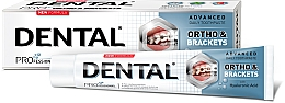 Fragrances, Perfumes, Cosmetics Advanced Cleansing Toothpaste - Dental Pro Ortho&Brackets