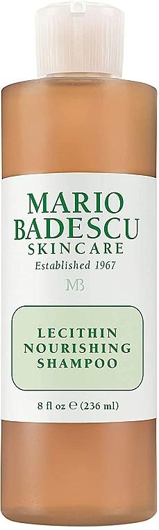 Nourishing Shampoo - Mario Badescu Lecithin Nourishing Shampoo