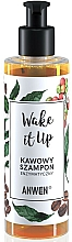 Fragrances, Perfumes, Cosmetics Enzyme Shampoo with Coffee Scent - Anwen Wake It Up Shampoo