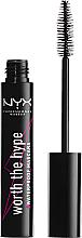 Fragrances, Perfumes, Cosmetics Mascara - NYX Professional Makeup Worth The Hype Waterproof Mascara