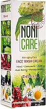 Fragrances, Perfumes, Cosmetics Anti-Aging Wash Cream - Nonicare Deluxe Face Wash Cream