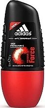 Fragrances, Perfumes, Cosmetics Adidas Team Force - Roll-On Deodorant