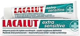 "Fragrances, Perfumes, Cosmetics Toothpaste ""Extra Sensitive"" - Lacalut"