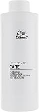 Fragrances, Perfumes, Cosmetics Perm Stabilizer - Wella Professionals Perm Service Care Post Treatment