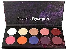 Fragrances, Perfumes, Cosmetics Eyeshadow Palette - Ingrid Cosmetics Colors Matt & Glam Palette