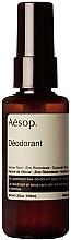 Fragrances, Perfumes, Cosmetics Deodorant - Aesop Deodorant