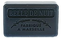 """Fragrances, Perfumes, Cosmetics Marseilles Soap """"Beauty of the Night"""" - Foufour Savonnette Marseillaise Belle de Nuit"""