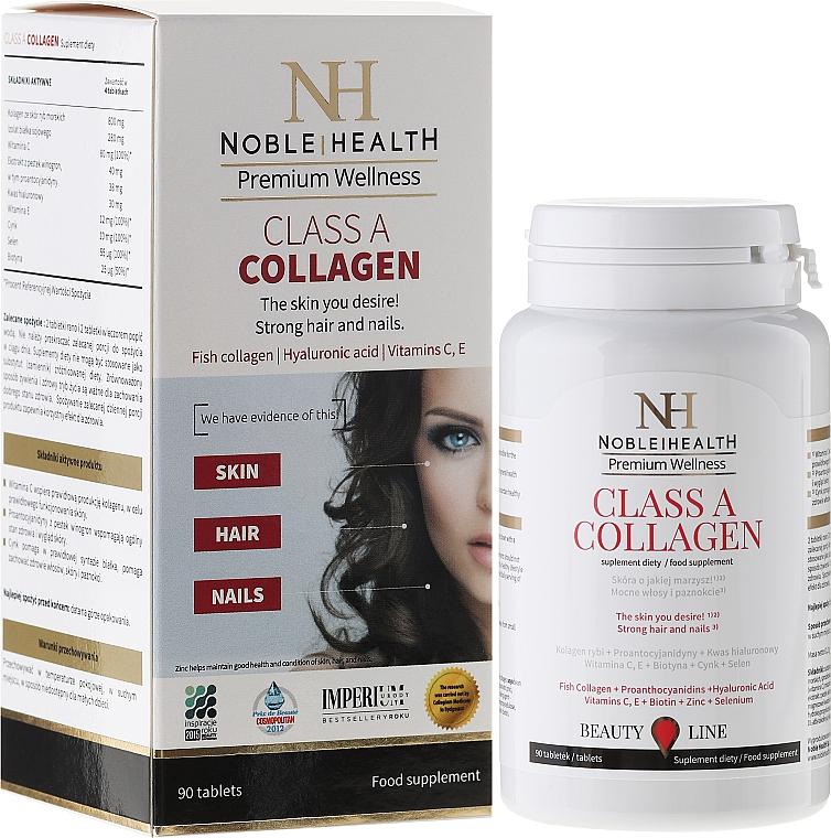 Body, Face and Hair Care Complex - Noble Health Kolagen Class A
