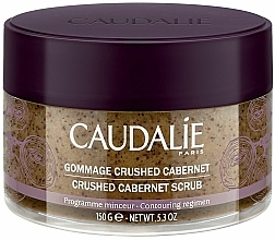 Fragrances, Perfumes, Cosmetics Cabernet Body Scrub - Caudalie Vinotherapie Crushed Cabernet Scrub